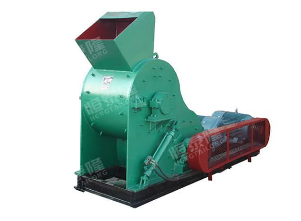 Double stage crusher